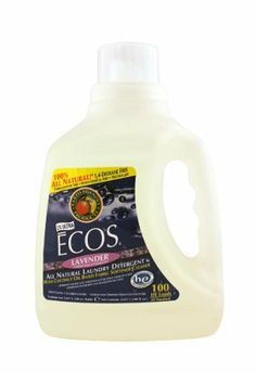 Earth Friendly Ultra Ecos Laundry Detergent Lavender -- 100 fl oz by Earth Friendly Products. Save 18 Off!. $12.49. ECOS Liquid Laundry Detergent Lavender HE The Original Earth Friendly Products, since 1989 Ecos is formulated to be the purest, greenest, most effective 100% natural detergent. With its neutral pH, plant-based Ecos cleans to the most exacting standards, yet is extremely gentle on fabrics. Designed to quickly remove ground-in dirt and stains, Ecos is ultra concentrated…