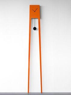 L'orologio a pendolo si veste di moderno con Tiuku Clock | Designathome.it | Le…