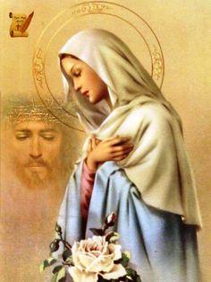 Oración a la Santísima Virgen María Poderosa, Fiel y Clemente. ¡Oh Virgen naciente, esperanza y aurora de la salvación para todo el mundo! Vuelve benigna tu