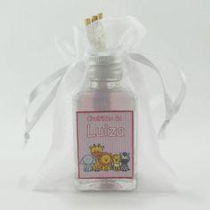 Lembrancinha Maternidade e Chá de Bebê Aromatizador Personalizado no saquinho de Organza, acesse e confira todos os rótulos! $6.90