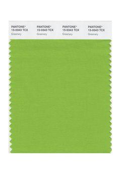 """Pantone Farbe des Jahres 2017: """"Greenery"""" - VOGUE"""