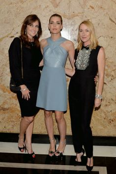 05 June 2014 Charlotte Casiraghi attended the Gucci beauty launch event hosted by Frida Giannini in New York City.