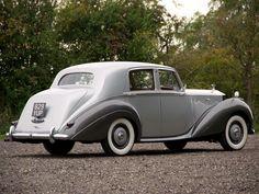 Rolls-Royce Silver Dawn '1949–55