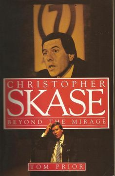Christopher Skase - Beyond The Mirage by Tom Prior - Paperback - S/Hand