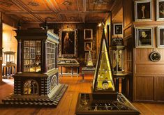 Mary, Queen of Scots' Ante-Chamber at the Royal Palace of Holyroodhouse Edinburgh Scotland