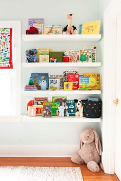 See more images from this gender-neutral nursery makes multicolor POP on domino.com