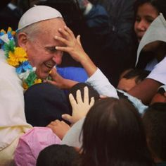 pope francis with children | Pope Francis children