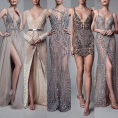 1,2,3,4,5? Which dress? When @bertabridal does a couture evening line ♥️  http://gelinshop.com/ipost/1519008490181299416/?code=BUUmix8DwzY