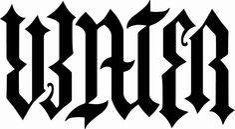 25 Rare Ambigram Tattoos Designs For Men & Women Check more at http://tattoo-journal.com/25-rare-ambigram-tattoos-designs/