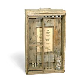 Rosalie Gascoigne - MOTH BOX