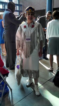 International Convention, Detroit July 25-27.  Delegate from Indian reservation in Canada.