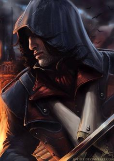 Assassin's Creed: Unity Artwork