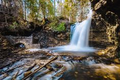 Landscape, Nature and Urban Photography of Ontario, Canada. Urban Photography, Amazing Photography, National Geographic Photos, Ontario, Waterfall, Shots, Landscape, Nature, Canada
