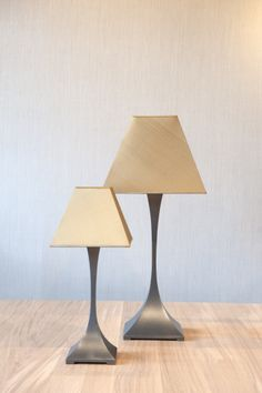 Elegant Capricorn Table Lamp, available in any of our finishes.