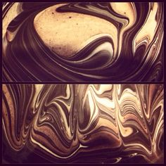 Psychedelic chocolate