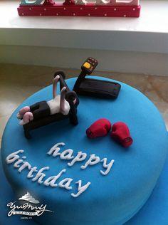 Gym Cake