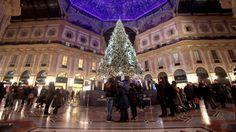 Fotos: así se festeja la Navidad en diferentes partes del mundo | Navidad en el mundo.Milan Italia