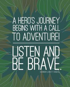 my quote/poster via #LikeSheSaid series by @Justina Blakeney Today on http://blog.justinablakeney.com