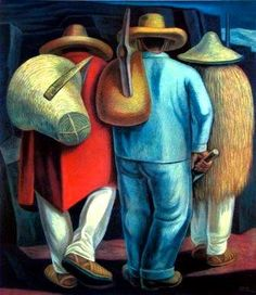 Mexico - José Chávez Morado ( 1909-2002)