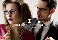 Oliviero Contini eyewearprovides the wearer a unique way to express theirindividuality in accordance with the harmony of one'spersonality, while retaining the functionality, originality and extr...