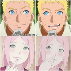 When we think in Sasuke-kun Anime Naruto, Naruto Cute, Naruto Funny, Naruto And Sasuke, Naruto Shippuden Anime, Hinata, Naruhina, Sakura Haruno, Naruto E Sakura