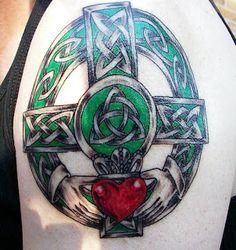Celtic Knot and heart tattoo designs - Tattoos - Zimbio