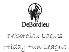 DeBordieu Ladies Friday Fun Golf League offers a clinic to lady golfers of all skill levels!