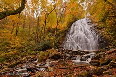 Crabtree Falls Blue Ridge Parkway   Crabtree Falls   Flickr - Photo Sharing!
