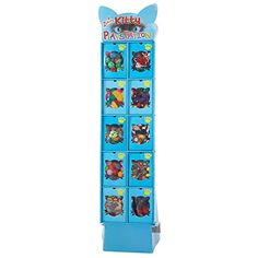 Zanies Kitty Playstation Cat Toys Display Boxes *** undefined