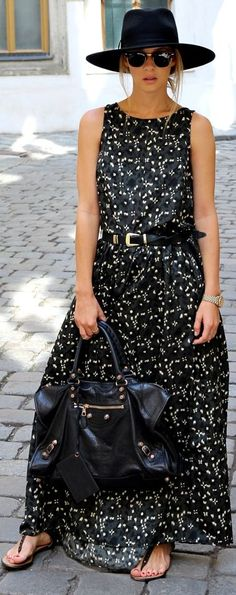 Vienna Maxi Dress by Czech Chicks