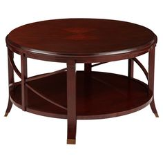 Found it at Wayfair - Pavilion Coffee Table in Antique Mahogany