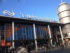 Station 's-Hertogenbosch in 's-Hertogenbosch