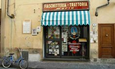 Florence, Italy - Trattoria da Mario has been serving classic Tuscan food for 50 years.  Photograph: John Brunton