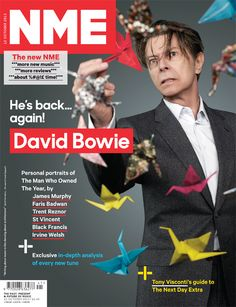 Welcome To The New NME | The latest music blogs, free MP3s, best new bands, music videos, movie trailers and news analysis