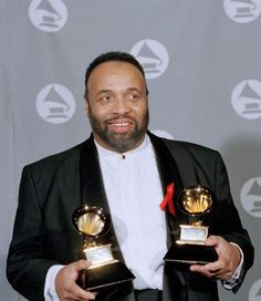 (A stepping stone in my young faith) Andrae Crouch, Legendary Gospel Figure, Dies at 72
