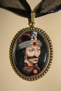 Vlad the Impaler Gothic Choker