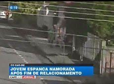 Galdino Saquarema Noticia: Namorada é espancada após fim de relacionamento RJ...