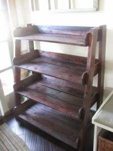 Pallet Shelves | Pallet Projects