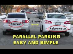 In this video I have parked in front of the driveway. I did that with permission from the owner of the house and did it only for the purpose of. Driving Tips For Beginners, Driving Test Tips, Parallel Parking Tips, Reverse Parking, Driving Teen, Driving School, Driving Instructions, Driving Courses, Teen Driver