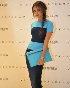 victoria beckham, simple yet elegant