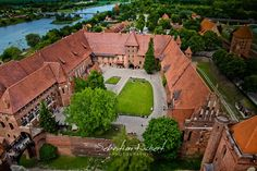 #Poland #Malbork #Castle  photo by Sebastian Richert Photography