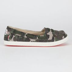#camo #womens #girls #flats #shoes #tillys