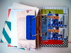 "I'm a little over ""traditional scrapbooking,"" but THIS is a nice twist... and FREE,,,and simple."