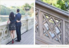 Jessica Schmitt Photography Blog central park, bow bridge, nyc engagement photography