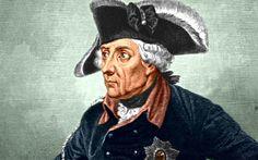Wer war Friedrich II., der zu Lebzeiten bereits den Beinamen der Große erhielt?