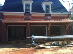 How To Clean A Copper Overhang Copper Pinterest