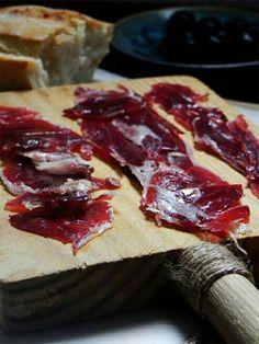 Desayunos especiales con jamón ibérico.