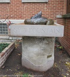 World traveler Michael W takes a look at a Thrrilist article which names the most underrated tourist attraction in each of the US states. American Attractions, Travel Articles, World Traveler, Fountain, Garden Sculpture, Outdoor Decor, Fun, Chicago, Water Well