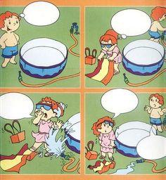 Speech bubble - pool