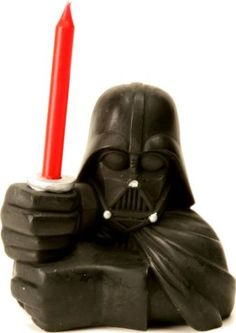 Star Wars Molded Candle - List price: $4.19 Price: $3.44